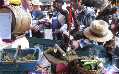 Cultural Discoveries Await at the Grape Harvest Festival in Paris