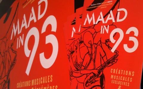 MAAD in 93