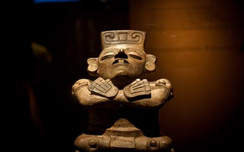 Maya: revelation of an endless time exhibition at Quai Branly Museum
