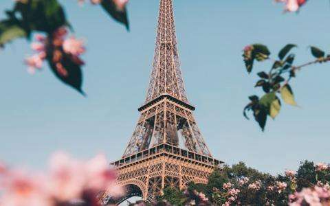 Admire the Eiffel Tower from every angle