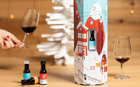 Try the New Blind Tasting Advent Calendar 2020 by Domaine du Goût