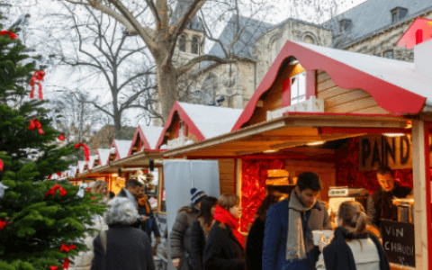 The Best Christmas Markets in Paris 2020
