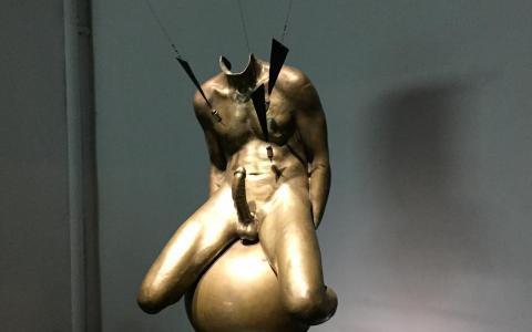 """Champs Magnétiques"" a tribute exhibition to Takis at the Palais de Tokyo"