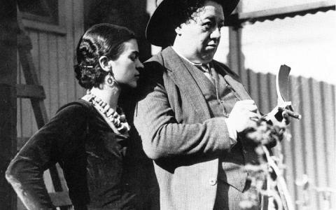 Un couple mythique : Frida Kahlo et Diego Rivera