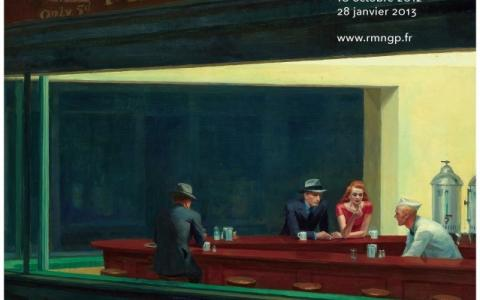 Edward Hopper au Grand Palais