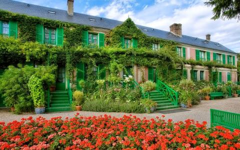 Giverny - La Maison et les Jardins de Claude Monet