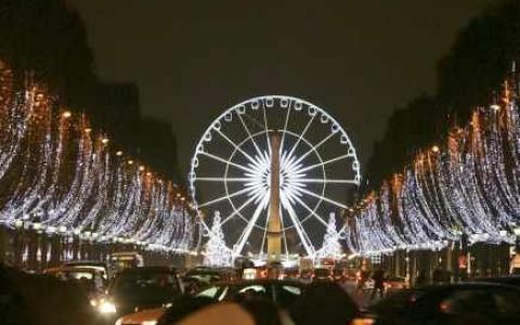 L'hôtel de la Motte Picquet vous présente les plus beaux marchés de Noël à Paris