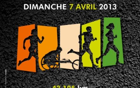 Marathon of Paris 2013