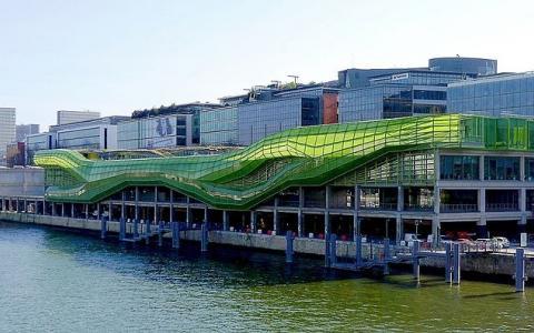 Cité of fashion and design
