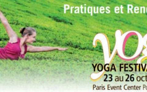 The Yoga Festival Paris 2015