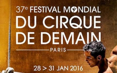 Tomorrow Circus World Festival in Paris
