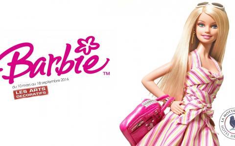 Barbie, the exhibition at the Musée des Arts Décoratifs