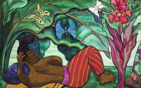 MEXIQUE (1900–1950) : Exhibition at the Grand Palais