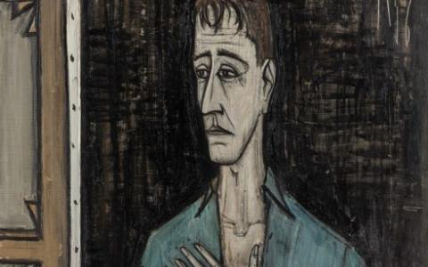 Bernard Buffet at the Musée d'Art Moderne de la Ville de Paris