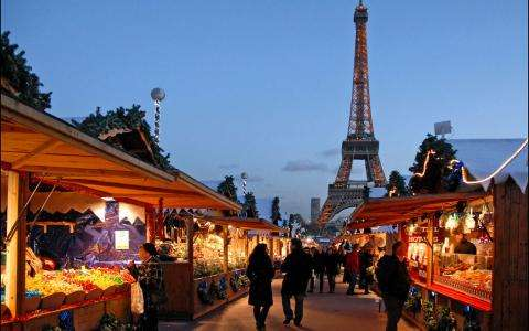 The Best Christmas Markets In Paris For 2019