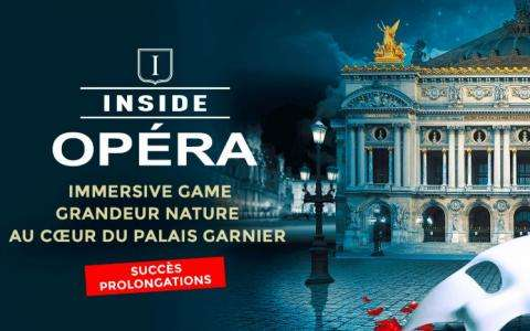 Inside Opera : Lift the Curse of the Phantom of the Opera