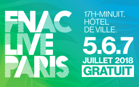 Fnac Live Paris 2018