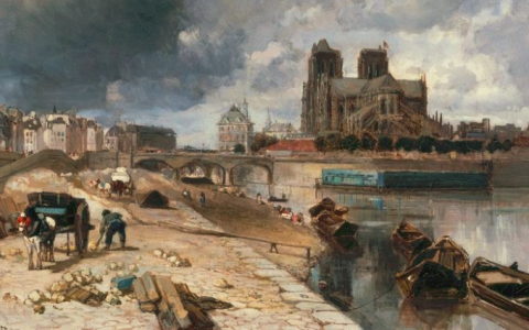 Dutch artists in Paris 1789-1914