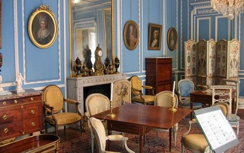 The Elegant Salons of Louis XIV's Era at the Musée Carnavalet