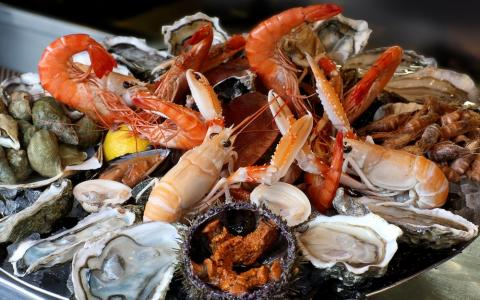 A Seafood Restaurant and Oyster Bar Offers Tantalizing Dishes