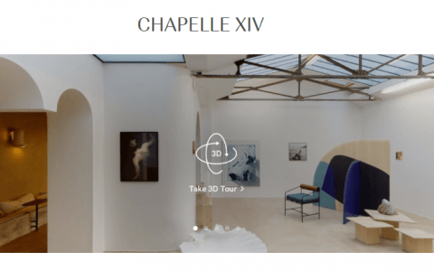 Enjoy Art at a Slower Pace at Chapelle XIV