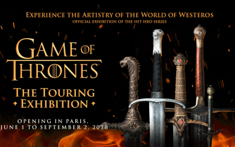 Game of Thrones At Porte de Versailles, Paris