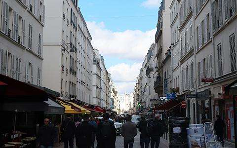 The Rue Cler in Paris, a feast of delights for connoisseurs