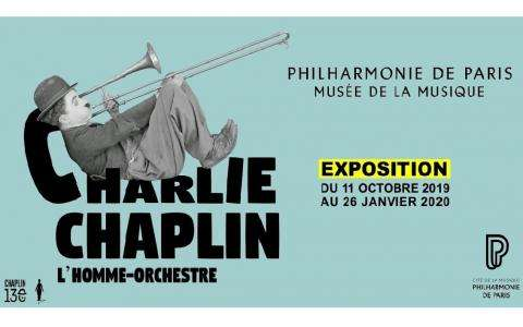 Help Kids Discover the Sound of Charlie Chaplin at the Philharmonie de Paris !