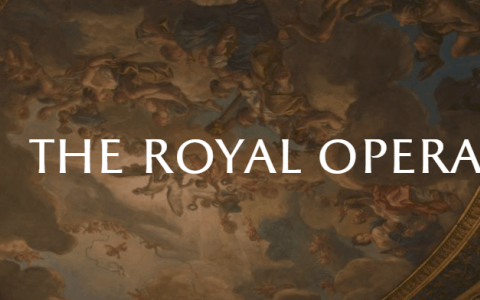 Turn Back The Centuries With Royal Opera In Versailles