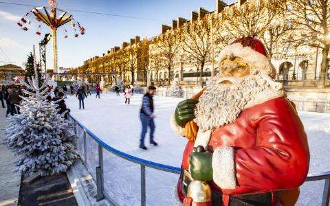 Your beautiful Christmas in Paris