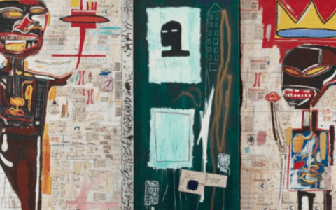 Jean-Michel Basquiat at Fondation Louis Vuitton Paris