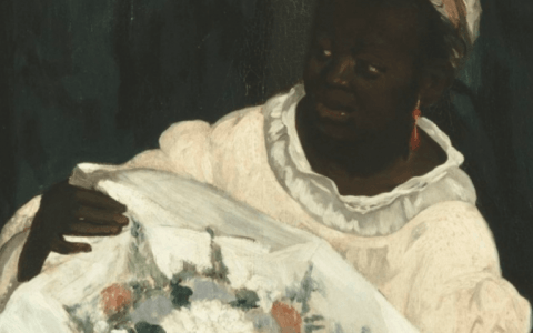 Black models : From Géricault to Matisse