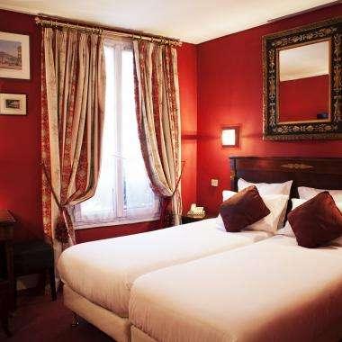 Hôtel La Motte Picquet - Chambre Double / Twin