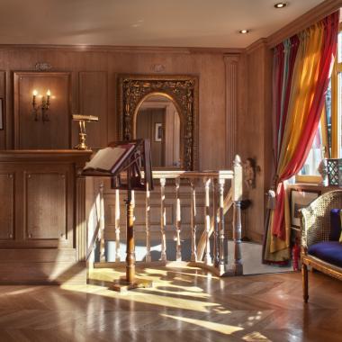 Hôtel La Motte Picquet - Réception