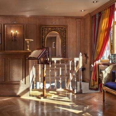 Hôtel La Motte Picquet - Reception