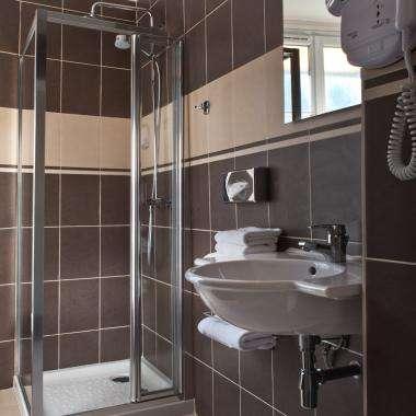Hôtel La Motte Picquet - Bathroom