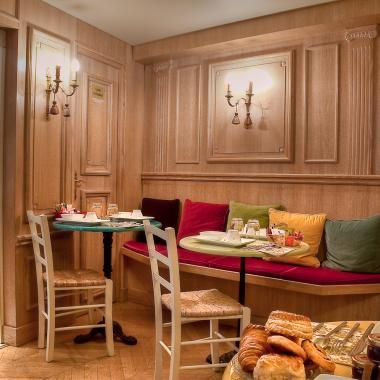 Hôtel La Motte Picquet - Salle du petit-déjeuner